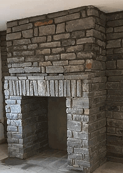 stone fireplace builders ceredigion